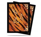 Mage Wars - Tiger Stripes Standard Deck Protectors 50ct
