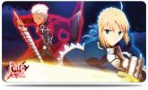 Fate/stay night Collection I Archer Saber Playmat