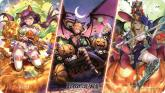 2015 Promo Halloween Playmat for Force of Will