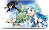 Sword Art Online II: 1st Collection, ALfheim Playmat