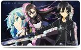 Sword Art Online II: 1st Collection, Phantom Bullet Playmat