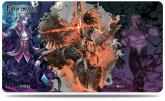 A2: Shadow, Seven Kings Playmat for Force of Will