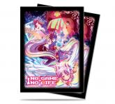 Disboard Standard Deck Protectors 65ct for No Game No Life