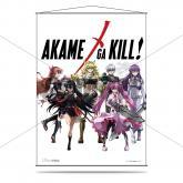 Akame Ga Kill Wall Scroll - Heroines
