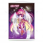 No Game No Life Wall Scroll - Jibril