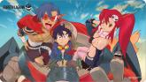Gurren Lagann Playmat - First Sky