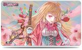 2016 Limited Edition Hanami Playmat for Force of Will