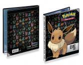 Eevee 4-Pocket Portfolio for Pokémon