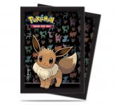 Pokémon Eevee Deck Protector 65ct
