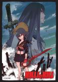 Kill la Kill Sisters Small Size Deck Protector 60ct