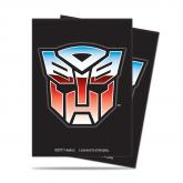 Transformers Autobots Deck Protector sleeves 65ct