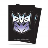Transformers Decepticon Deck Protector sleeves 65ct