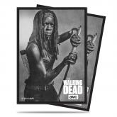 The Walking Dead Deck Protector Sleeves - Michonne 50ct