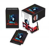 Transformers Optimus Full-View Deck Box