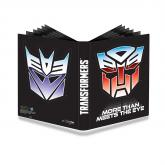 Transformers Shields 9-Pocket PRO Binder