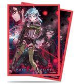 Sword Art Online II Phantom Bullet Standard Deck Protectors 65ct