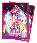 No Game No Life Jibril Standard Deck Protector Sleeve 65ct