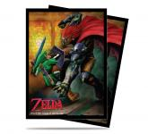 The Legend of Zelda: Link and Gannon Battle Deck Protector sleeves 65ct