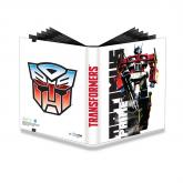 Transformers Optimus 9-Pocket PRO Binder