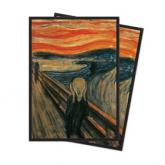 Fine Art - The Scream Standard Deck Protector 65ct