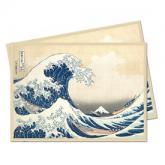 Fine Art - The Great Wave Off Kanagawa Standard Deck Protectors 65ct