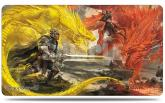 Official Dragoborne Key Artwork Playmat