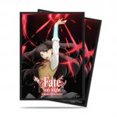 Fate Rin Standard Deck Protector sleeves 65ct