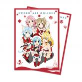 Sword Art Online II Holiday Standard Deck Protector sleeves 65ct
