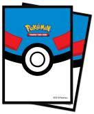 Great Ball Deck Protector sleeve for Pokémon 65ct