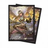 "Official Dragoborne Oath of Blood ""Resting Guard"" Deck Protector sleeves (65 count)"