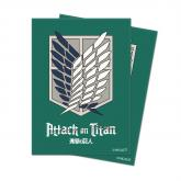 Attack on Titan - Survey Corps Standard Deck Protector Sleeves 65ct