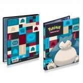 Snorlax 4-Pocket Portfolio for Pokemon