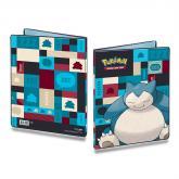 Snorlax 9-Pocket Portfolio for Pokemon
