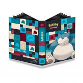Snorlax 9-Pocket PRO-Binder for Pokemon