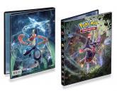 4- Pocket Portfolio Pokémon SM6 Greninja & Naganadel