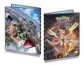 9- Pocket Portfolio Pokémon SM6 Zygarde & Ultra Necrozma