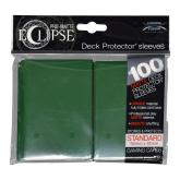 Eclipse Matte Standard Sleeves - Forest Green