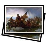Fine Art - Washington Crossing the Delaware Standard Deck Protector sleeves 65ct