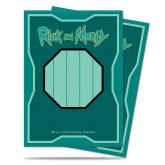 Rick and Morty V1 Deck Protector Sleeves 65ct