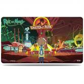 Rick and Morty Anatomy Park Playmat