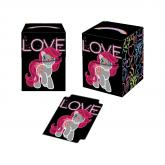 My Little Pony Retro Neon PRO 100+ Deck Box