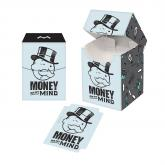 Monopoly Money on my Mind PRO 100+ Deck Box