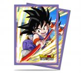 Dragon Ball Super Standard Deck Protector sleeves 65ct, Explosive Spirit Son Goku