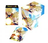 Dragon Ball Super Full-View Deck Box - Father-Son Kamehameha