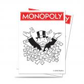 Monopoly V3 Deck Protector sleeves 100ct