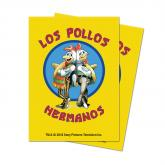 Breaking Bad Los Pollos Standard Size Deck Protectors 100ct