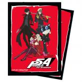 Persona 5: The Animation The Phantom Thieves Deck Protector sleeves 65ct