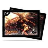 Dragon's Maze Exava Standard Deck Protectors for Magic 80ct