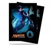 Mana 4 Planeswalker - Jace Standard Deck Protectors for Magic 80ct