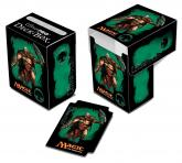 Mana 4 Planeswalker - Garruk Deck Box for Magic
